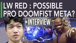 Overwatch | Is This Thee Doomfist Meta? LW Red vs GC Busan ft Wekeed, Nenne | OGN APEX S4 Highlights