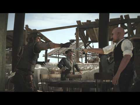 Red Dead Redemption PSN Key PS3 NORTH AMERICA - video trailer