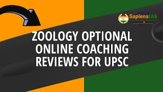 Zoology Optional Coaching Classes Reviews