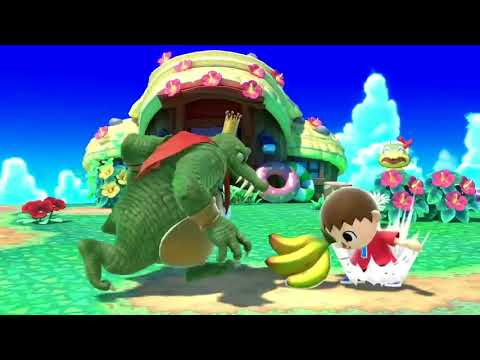 Видео № 1 из игры Super Smash Bros. Ultimate [NSwitch]