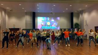 """Танец MACARENA - промежуточный продукт Мастерской """"Dance Language"""""""