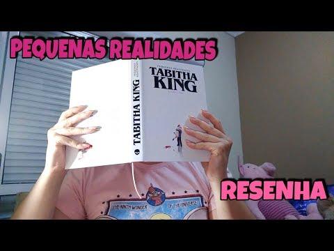 PEQUENAS REALIDADES  TABITHA KING   RESENHA #DARKSIDEBOOKS
