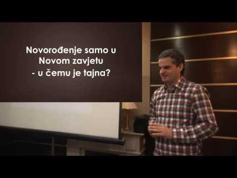 Zdravko Vučinić: Novorođenje samo u Novom zavjetu – u čemu je tajna?