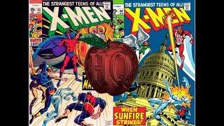 X-Men Capítulo 87: X-Men #63 | X-Men #64 + Origem do Solaris