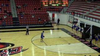 Harrison Basketball @ Russellville