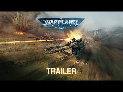 Vidéo War Planet Online: Global Conquest