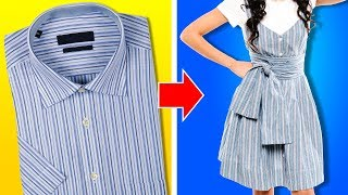 22  BUDGET CLOTHING HACKS TO UPGRADE YOUR WARDROBE