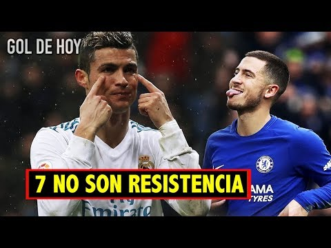 """Cristiano rompe con 7 jugadores I Hazard avisa al Barca: """"al 200%"""""""