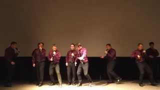 Something to Believe In (Parachute cover) - Familiar Ring - BYU A Cappella Jam, 25 Mar 2015