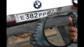 Восстановление BMW E28 Часть 10 - Перевар