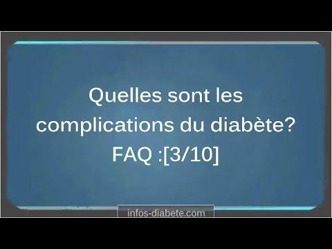 Ce que lanalyse montre le diabète chez les enfants