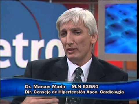 El riesgo de hipertensión MTR