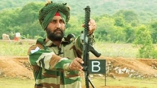 Firepower display of Indian Army