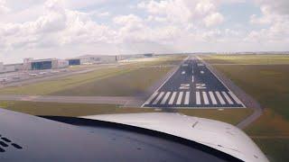 Landing a Cirrus at Amsterdam Schipol Airport