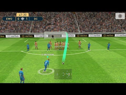 Pes Mobile 2019 / Pro Evolution Soccer / Android Gameplay