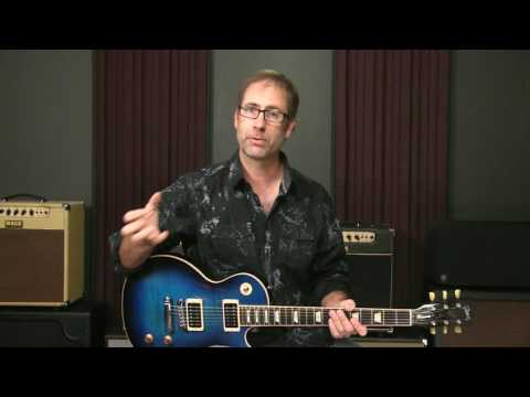 Blues Guitar Phrasing - Ending Licks On Chord Tones