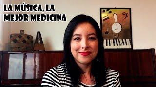 La música es la mejor medicina | Notas Acusmáticas
