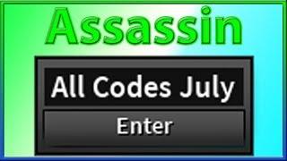assassin roblox codes 2019 - Thủ thuật máy tính - Chia sẽ kinh