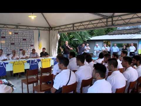 Preview video Presentazione Squadre 2013-2014