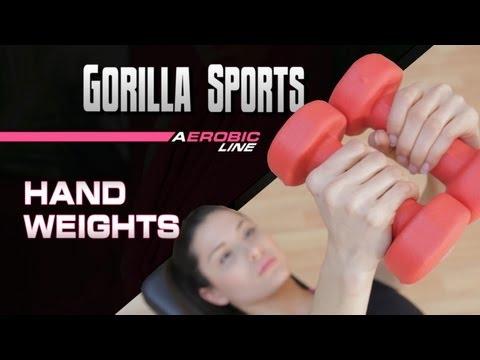 Gorilla Sports - Aerobic Line - HANTEL