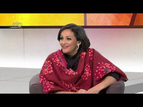 Ziza Fernandes. Une artiste du Brésil chante pour Dieu
