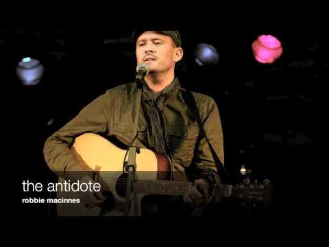the antidote - robbie macinnes