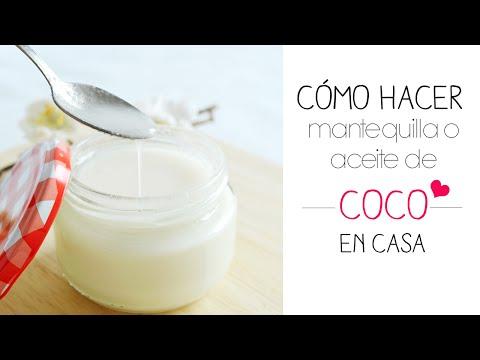 Cómo Hacer Aceite De Coco En 10 Minutos