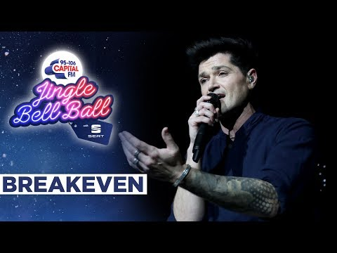 The Script - Breakeven (Live at Capital's Jingle Bell Ball 2019) | Capital