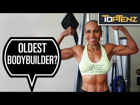 Top 10 World Records Held by the ELDERLY
