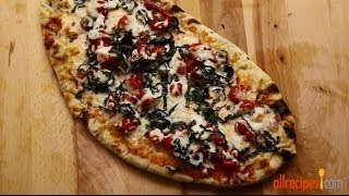 How To Make Pizza On The Grill | Grilling Recipes | Allrecipes.com
