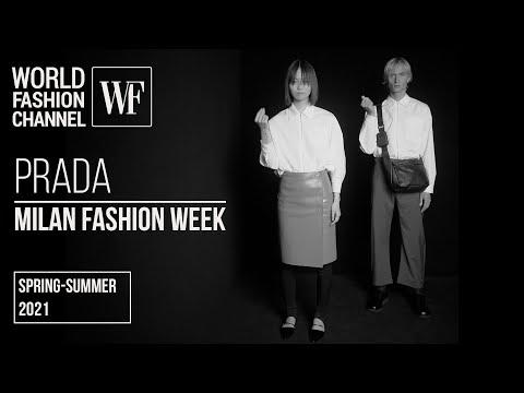 Prada spring-summer 2021 | Paris Fashion Week