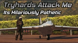 GTA Online: Tryhards Attack Me and its Hilariously Pathetic  (1/2)