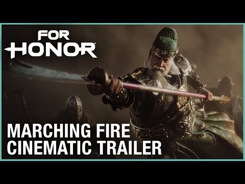 For Honor: E3 2018 Marching Fire Cinematic Trailer | Ubisoft [NA] thumbnail