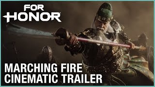 For Honor: Marching Fire Update as more Factions