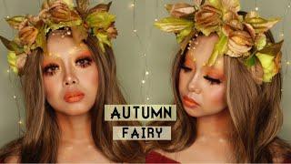 Autumn Fairy Makeup Tutorial | Manipuri | Dayani