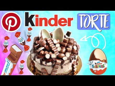 Kinderriegel Torte Ohne Backen Pinterest Rezept Im Live Test