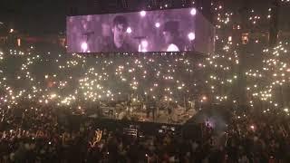 Arcade Fire - Suburban War - Manchester Arena - 08/04/2018