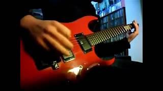 36 Crazyfists - Bury Me Where I Fall (Guitar Cover)