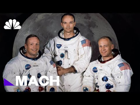 Apollo 11: Ten Things About NASA's Landmark Moon Mission You Might Not Know | Mach | NBC News
