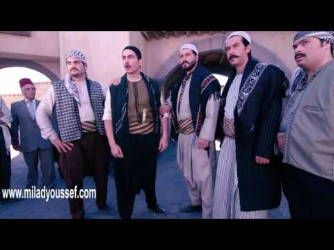 باب الحارة 9  - عصام يوقف بوجه الدرك  - ميلاد يوسف  - زهير رمضان