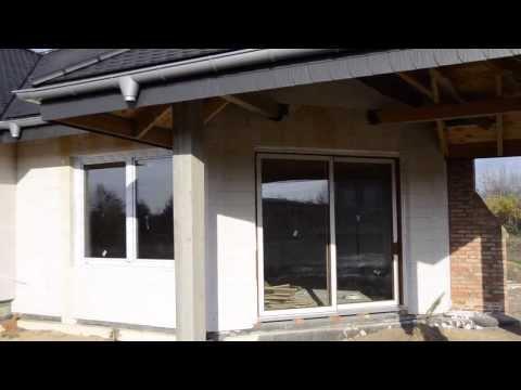 Budowa domu energooszczędnego w Pionkach - zdjęcie