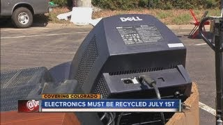 Electronic Waste Ban