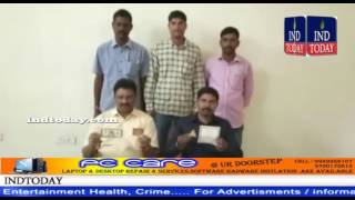 Million Dollar note seized, Five arrested in Hyderabad | Fake denominations of US currency