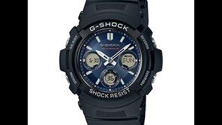 Casio G-Shock Funk Solar AWG-M100SB-2AER