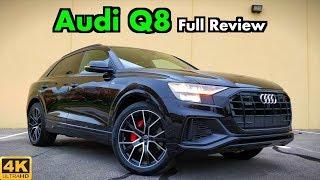 Audi Q8 2018 - dabar