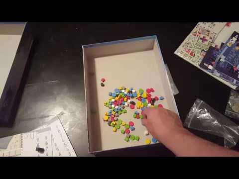 Small City unboxing