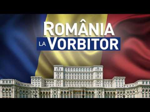 Emisiunea România la Vorbitor – 20 martie 2017