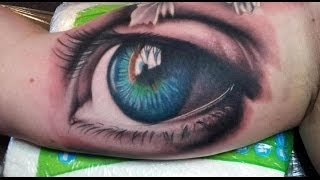 Best 3D Tattoos In The World HD [ Part 3 ]  Amazing Tattoo Designs