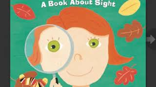 Learn English Thru Books:Look! : A Book About Sight