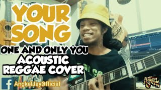Your Song (One And Only You) by Parokya Ni Edgar (acoustic reggae cover)